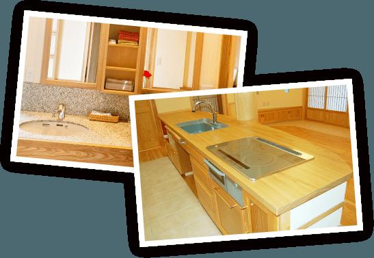 オリジナル家具・キッチン